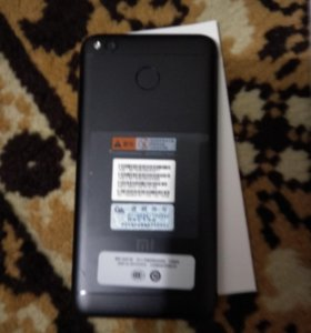 Новый Xiaomi Redmi 4x
