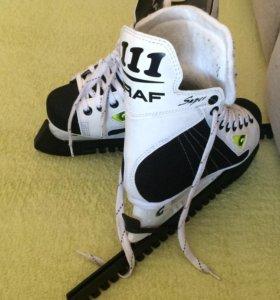 Коньки для хоккея ( GRAF 111 )