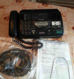Факс Panasonic KX-FT26