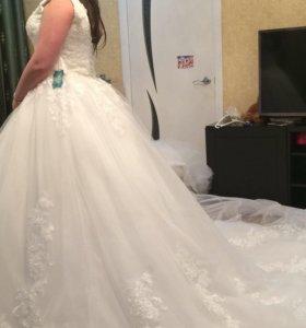 Продам свадебное платье ! Новое !