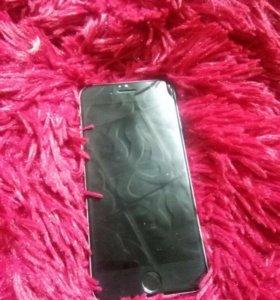 Продам айфон 6 64г, обмен на самсунг А5(17г)