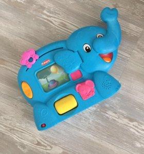Развивающая игрушка Слон playskool