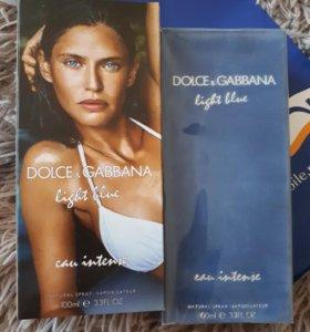 D&G Light blue intense