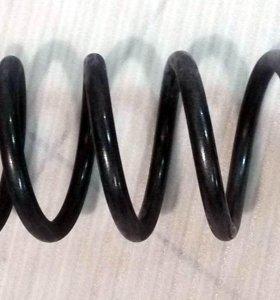 Пружина задняя Kia Sorento, усиленнная, + 3 см
