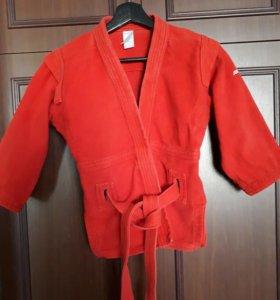 Куртка самбиста