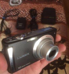 Фотоаппарат цифровой Panasonic DMC-FS5