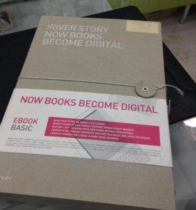 Электронная книга iriver story новая