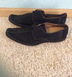 Туфли кожа италия43 размер торг