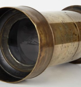 "Объектив Voigtlander Petzval 4,5/350 mm (8х10"")"