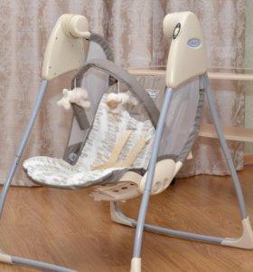 Электрическое кресло-качалка Graco
