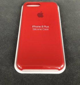 Apple Silicone Case iPhone 7/8 Plus