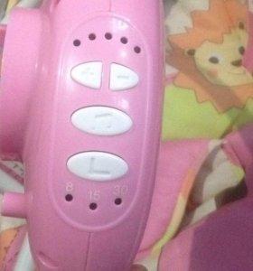 Детская электро-качель