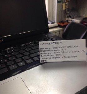 Samsung NP300E7A