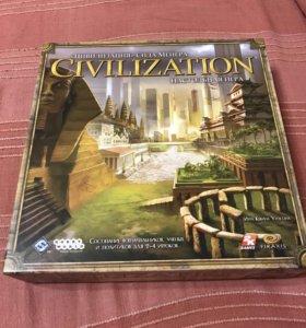 Настольная игра «Цивилизация» Сида Мейера