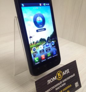Смартфон LG Optimus Black P970. Т3232.