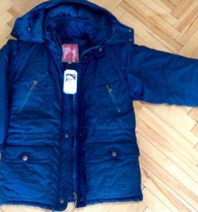 Куртка новая мужская , р. 46-48