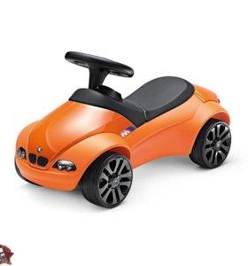 Детский автомобиль каталка BMW