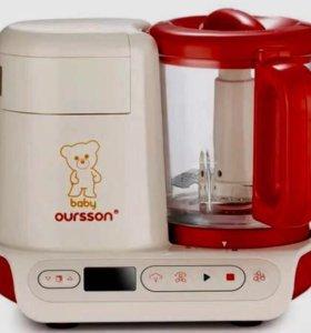 Пароварка-блендер Oursson Baby Chef
