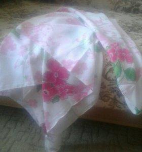 шарф мягкой легкой