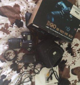 Фотоаппарат Nikon D99