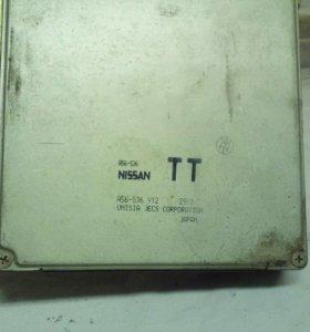Блок управления двигателя QR20 Ниссан Тиана