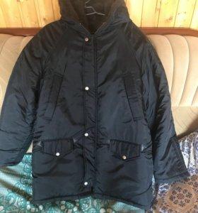 Куртка (парка) новая , натуральная