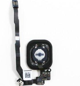 """Кнопка""""Home"""",вкл/выкл и др.для iPhone 4s/5/5c/5s/6"""