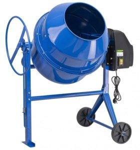 Бетоносмеситель сt-200,200 литров 1000 Вт. сибртех