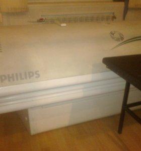 Солярий горизонтальный PHILIPS HB 580/581