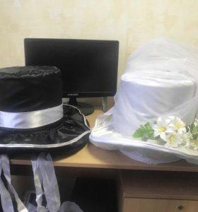 Распродажа свадебных украшений на автомобиль