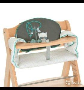 Вкладыш для стульчика Hauck Comfort, Forest Fun