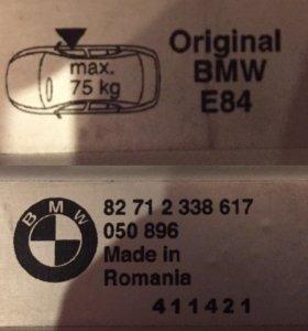 Багажник на рейлинги BMW X1 (E84)