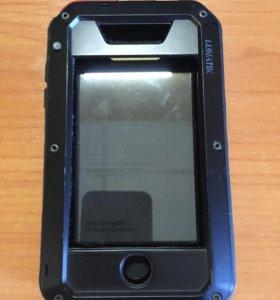Влаго-ударный чехол для iPhone 4S