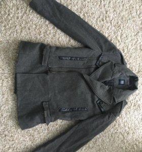 Шерстяная куртка