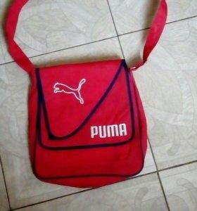 Сумка мужская Puma оригинал