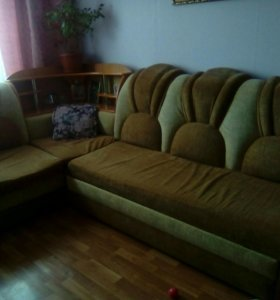 СРОЧНО! Угловой диван+кресло