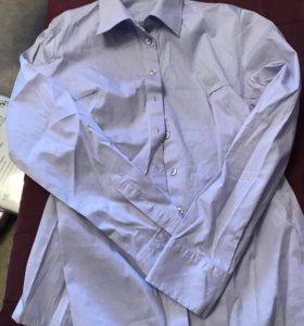 Рубашка новая Glendfield 44-46 размер