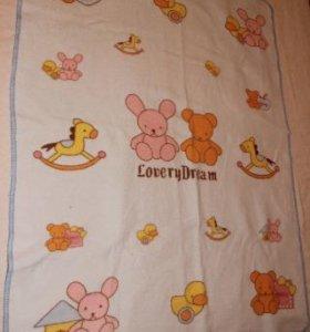 Продаю детское одеяльце