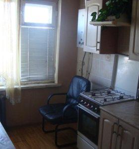Квартира, 3 комнаты, 55.2 м²
