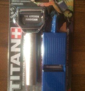 Многофункциональный нож titan