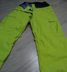 Сноубордические штаны DS новые