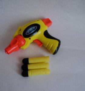 Пистолет детский Бластер
