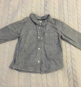 Рубашка детская hm