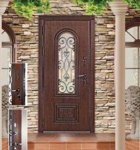 Входные двери Белуга