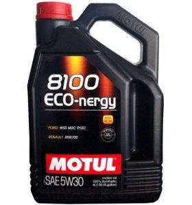 Моторное масло Motul Eco-nergy 5w30