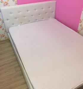 Кровать 2х1,4