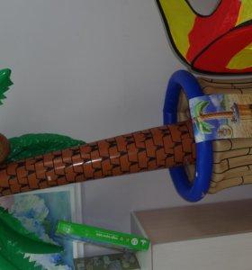 Надувная пальма