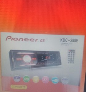 Автомагнитола Pioneer KDC 288e