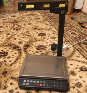 Электронные весы Massa-k MK-15.2-TH20
