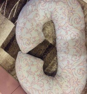 Подушка для беременных, для кормления в подарок
